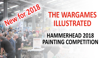 Wargames Illustrated Painting Competition 2018